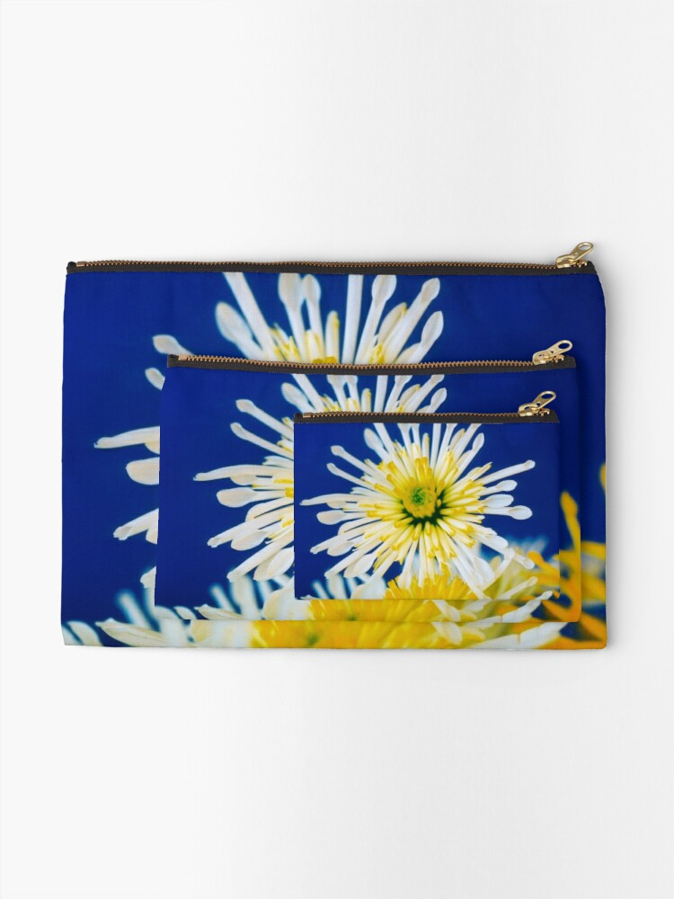 Alternate view of One Above Zipper Pouch