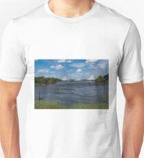 Zambezi Rive At Victoria Falls Unisex T-Shirt