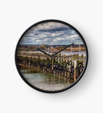 The End Of The Jetty Clock