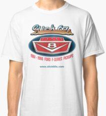 Slick 60's V8 Emblem Design Classic T-Shirt