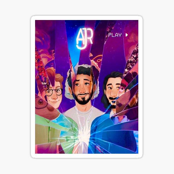 AJR-Brüder Sticker