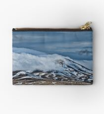 Low clouds Studio Pouch