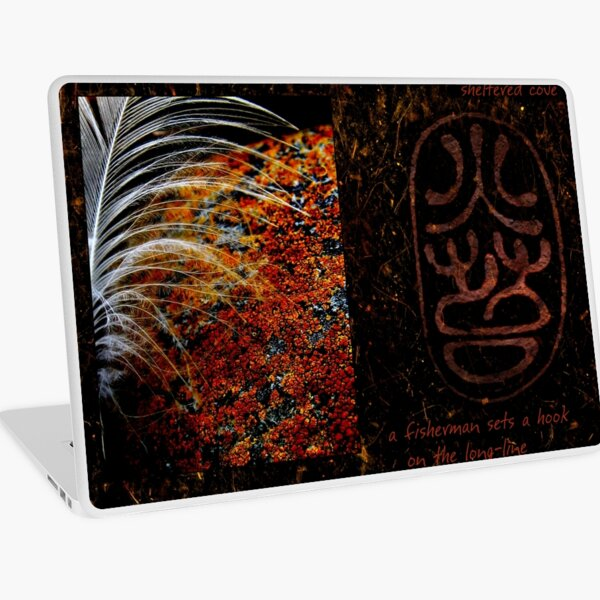 Sheltered Cove Laptop Skin