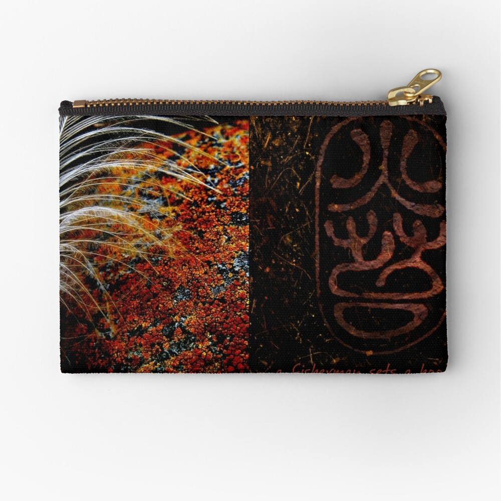 Sheltered Cove Zipper Pouch