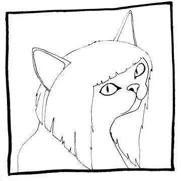 Sexy Cat by ohmygodsquad