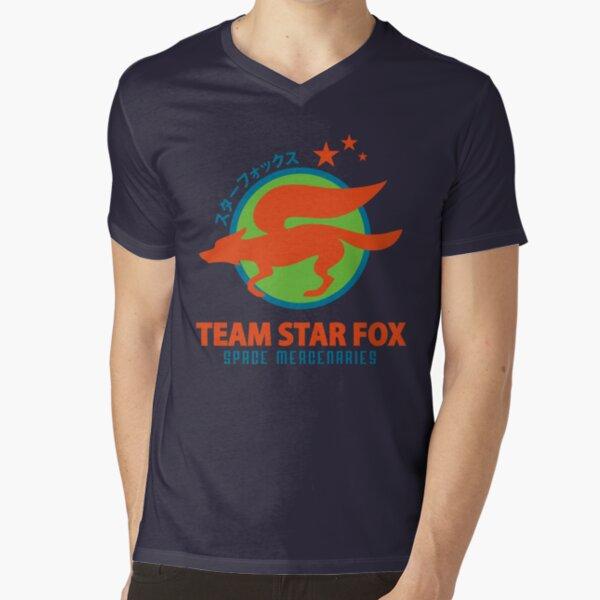 Space Mercenaries V-Neck T-Shirt