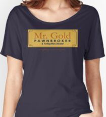 Mr Gold's Pawn Shop Women's Relaxed Fit T-Shirt