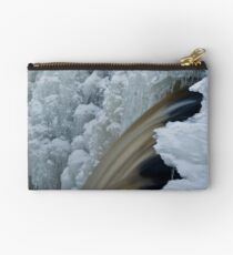 Water and Ice Studio Pouch