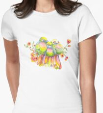 Birds and Blossoms T-Shirt