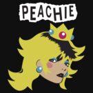 Just Peachie by machmigo