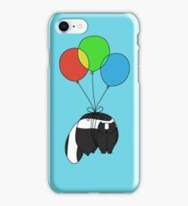 Balloon Skunk iPhone Case/Skin