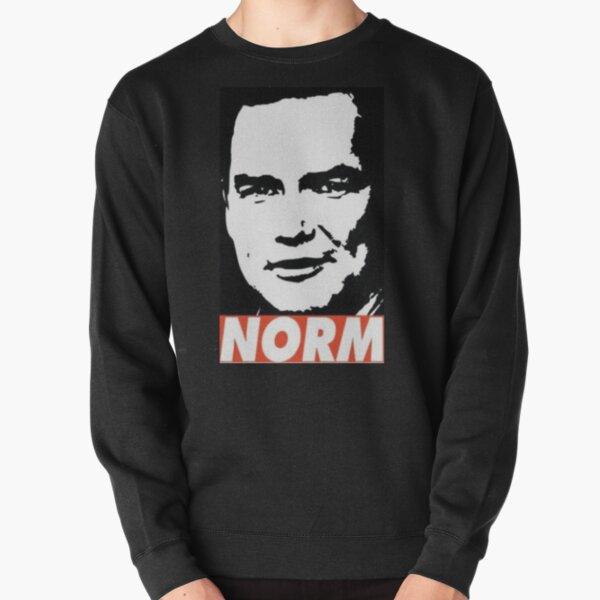 Norm Macdonald Pullover Sweatshirt