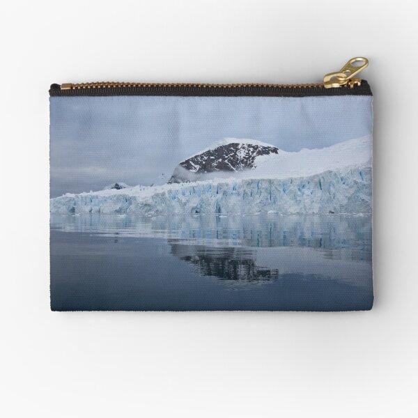 Deville Glacier Zipper Pouch