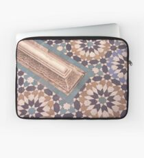 Moroccan zellij Laptop Sleeve