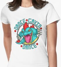 Dance Pokemon Dance Womens Fitted T-Shirt