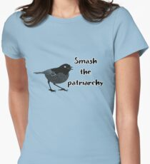 Smash the Patriarchy Women's Fitted T-Shirt