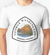 George Washington Memorial Parkway Unisex T-Shirt