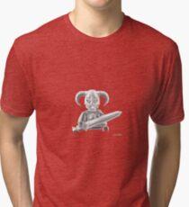 The Dragonborn Tri-blend T-Shirt