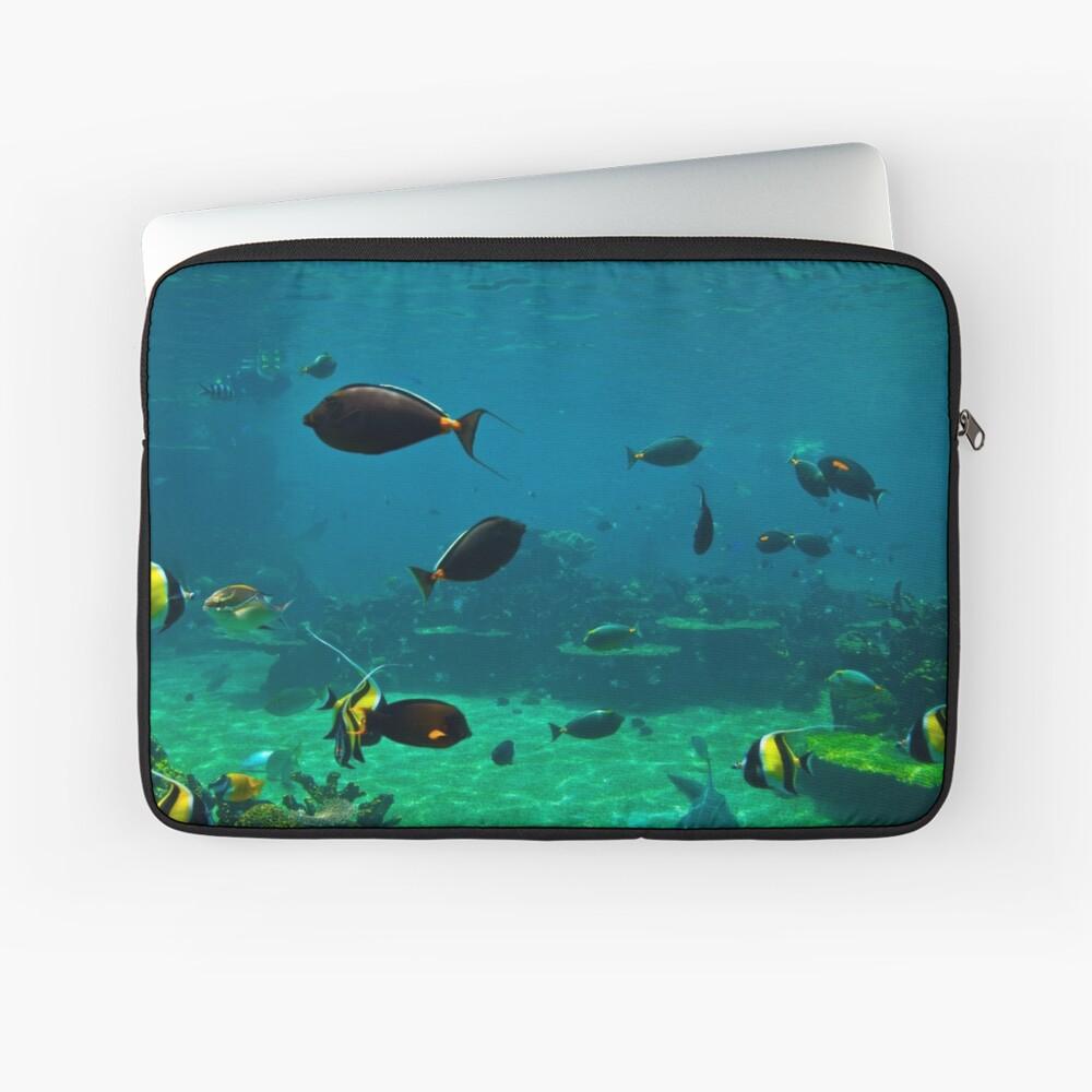 Fish Tank Laptop Sleeve