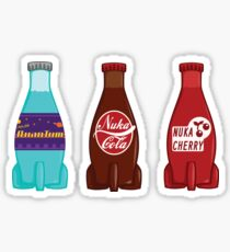Cola Set Sticker