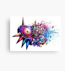 Zelda - Majora's Mask Metal Print