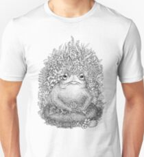 Her Majesty Frog Unisex T-Shirt