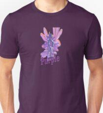 Purple Bud Unisex T-Shirt