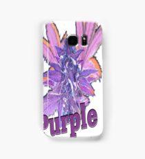Purple Bud Samsung Galaxy Case/Skin