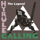 Hyrule Calling by machmigo