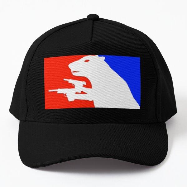 "Major League ""RAT"" baseball cap by WWII Online"