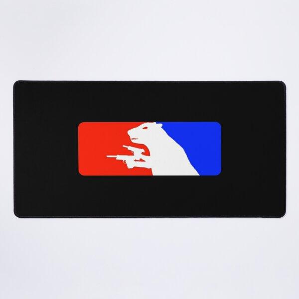 """Major League """"RAT"""" Desk Mat"""