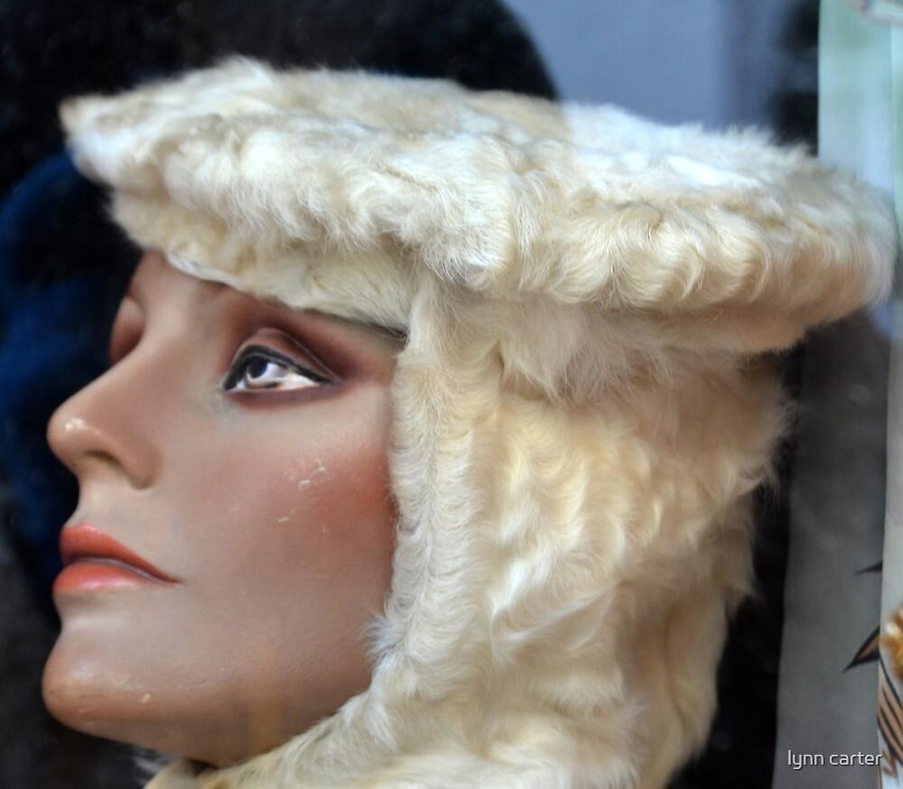 Vintage Glamour Model by lynn carter