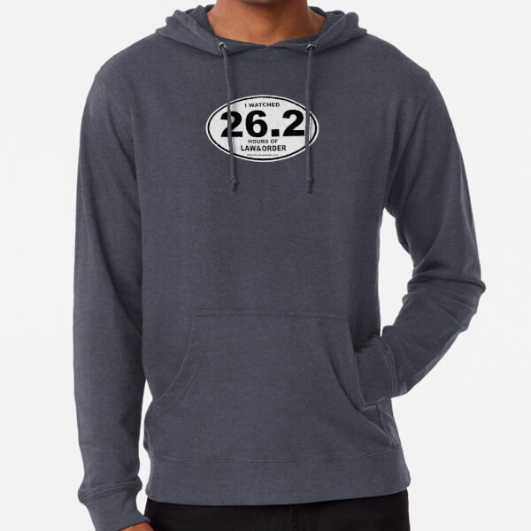 Law & Order Marathon Gear Lightweight Hoodie