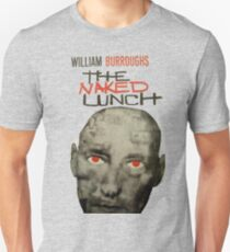 Naked Lunch - William Burroughs tribute Unisex T-Shirt
