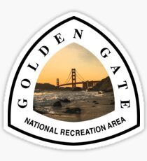 Golden Gate National Recreation Area Sticker