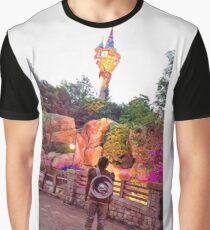 Hiccup's Tower Graphic T-Shirt