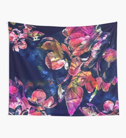 flowers 19 Wall Tapestry
