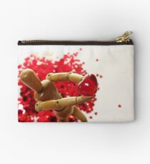 Woody has a big heart Studio Pouch