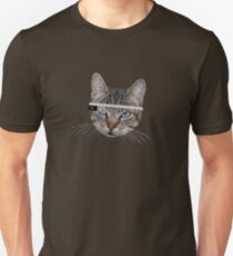 Glasshole Kitty, Cat in Google Glass Unisex T-Shirt