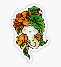 Begonia Sticker
