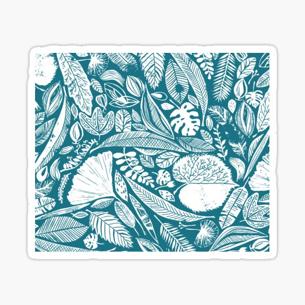 Magical nature findings Sticker