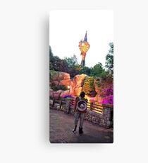 Hiccup's Tower Canvas Print