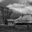 The old farmhouse by EveW