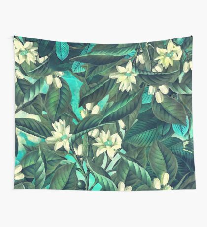 flowers 20 Wall Tapestry