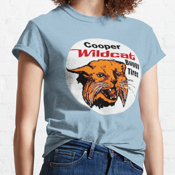 Cooper Dunebuggy Tire Decal Re-Imagined Classic T-Shirt