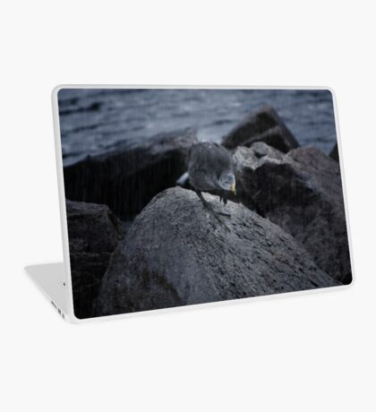 Alone Laptop Skin