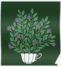 A Cup of Tea (Jasmine) Poster