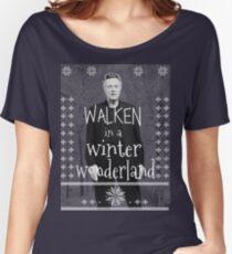 Walken Ugly Sweater Women's Relaxed Fit T-Shirt