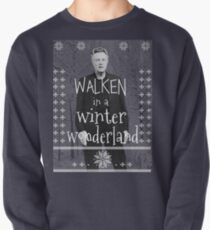 Walken Ugly Sweater Pullover Sweatshirt