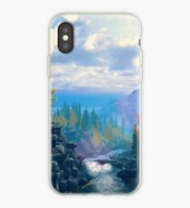 Here be dragons - Skyrim iPhone Case